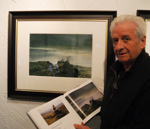 Ashley Jackson Exhibition - A Lifetime of inspiration captured in watercolour