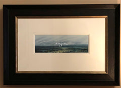 Original Painting - Exclusive Exhibition of Panoramic Watercolour