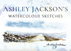 Ashley Jackson Watercolour Sketches - Order your exclusive signed copy now