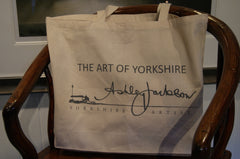 Exclusive  'The Art of Yorkshire' Canvas Bag