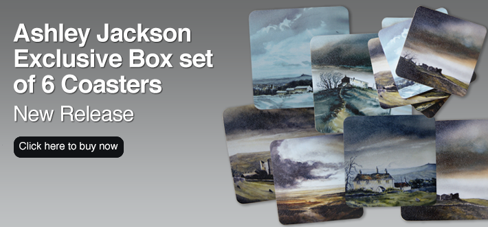 Box set of 6 Coasters