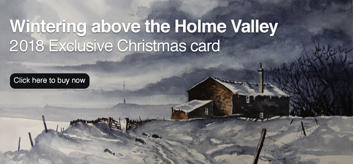 holme valley christmas card
