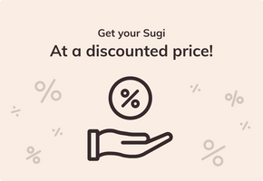 Order a Sugi - or two! - with the Pre-Sale Discount