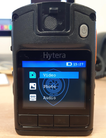 Hytera VM550D Device Management and Build Quality