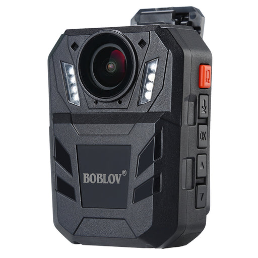 Boblov WA7-D HD Body Worn Camera with Remote Control Body Worn Camera BOBLOV - BodyCamera.co.uk - Body Worn Security Systems