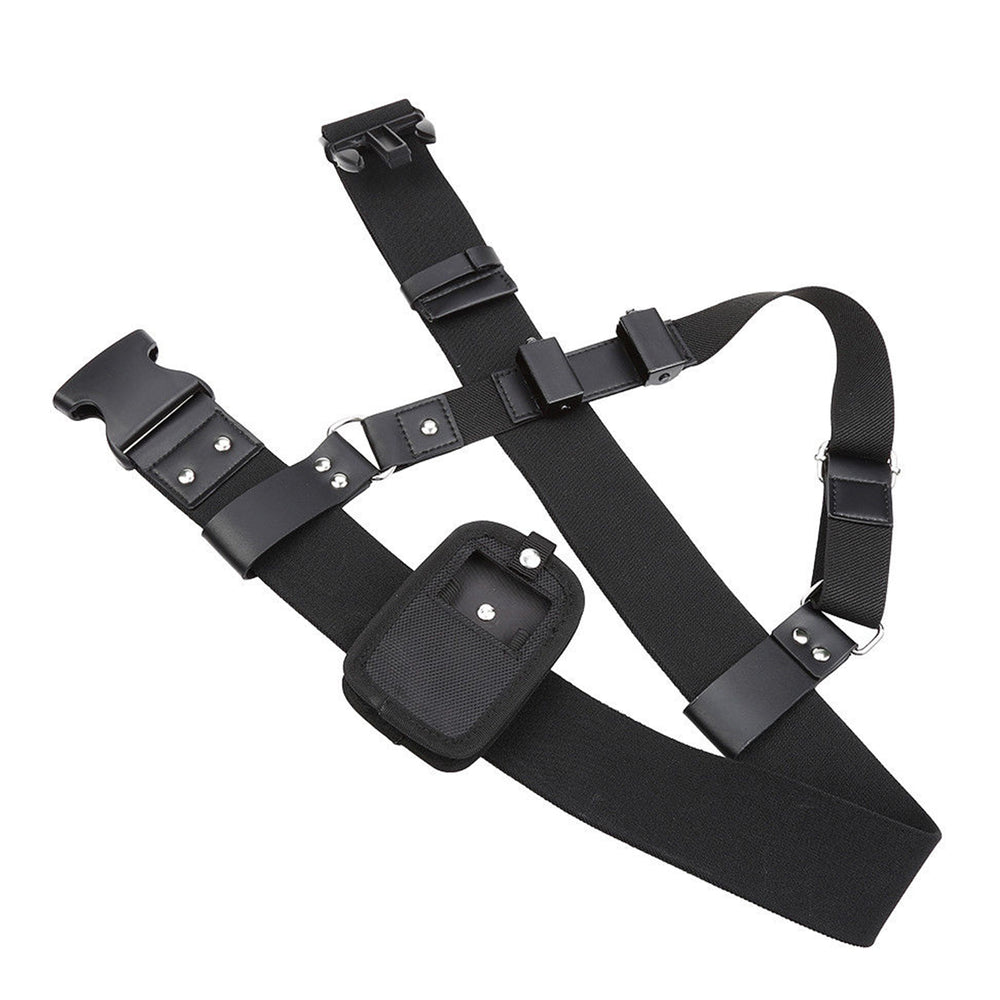 Body Worn Camera Single Shoulder Strap Sling Belt Harnesses BodyCamera.co.uk - BodyCamera.co.uk - Body Worn Security Systems
