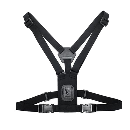 Hytera Body Worn Camera Klick Fast Centre Chest Harness  Hytera - BodyCamera.co.uk - Body Worn Security Systems