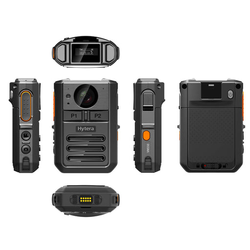 Hytera VM550 Body Camera 32GB  Hytera - BodyCamera.co.uk - Body Worn Security Systems