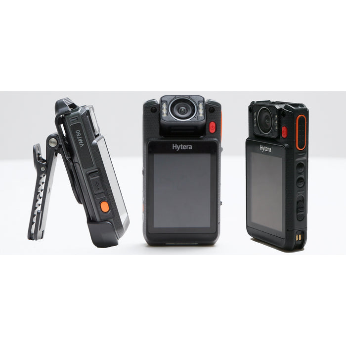 Hytera VM780 Body Camera 16GB  Hytera - BodyCamera.co.uk - Body Worn Security Systems