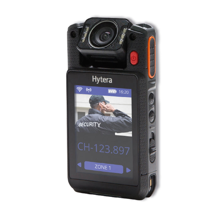 Hytera VM780 Body Camera 64GB  Hytera - BodyCamera.co.uk - Body Worn Security Systems