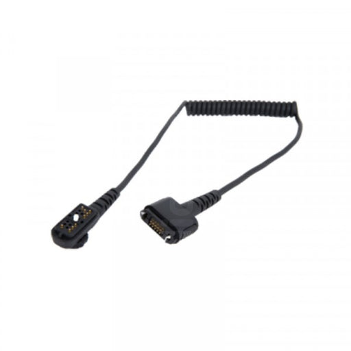 Hytera PC107 PD6/X1 radio connection cable for VM550 & VM685 - BodyCamera.co.uk
