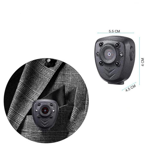 Speak-IT Mini 1080P HD Personal Body Camera 32GB - BodyCamera.co.uk