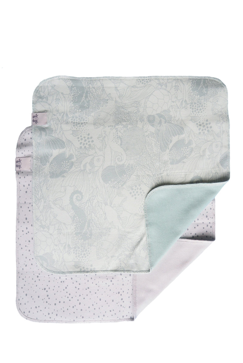 Snuttefiltar 2-pack, Mint/grey