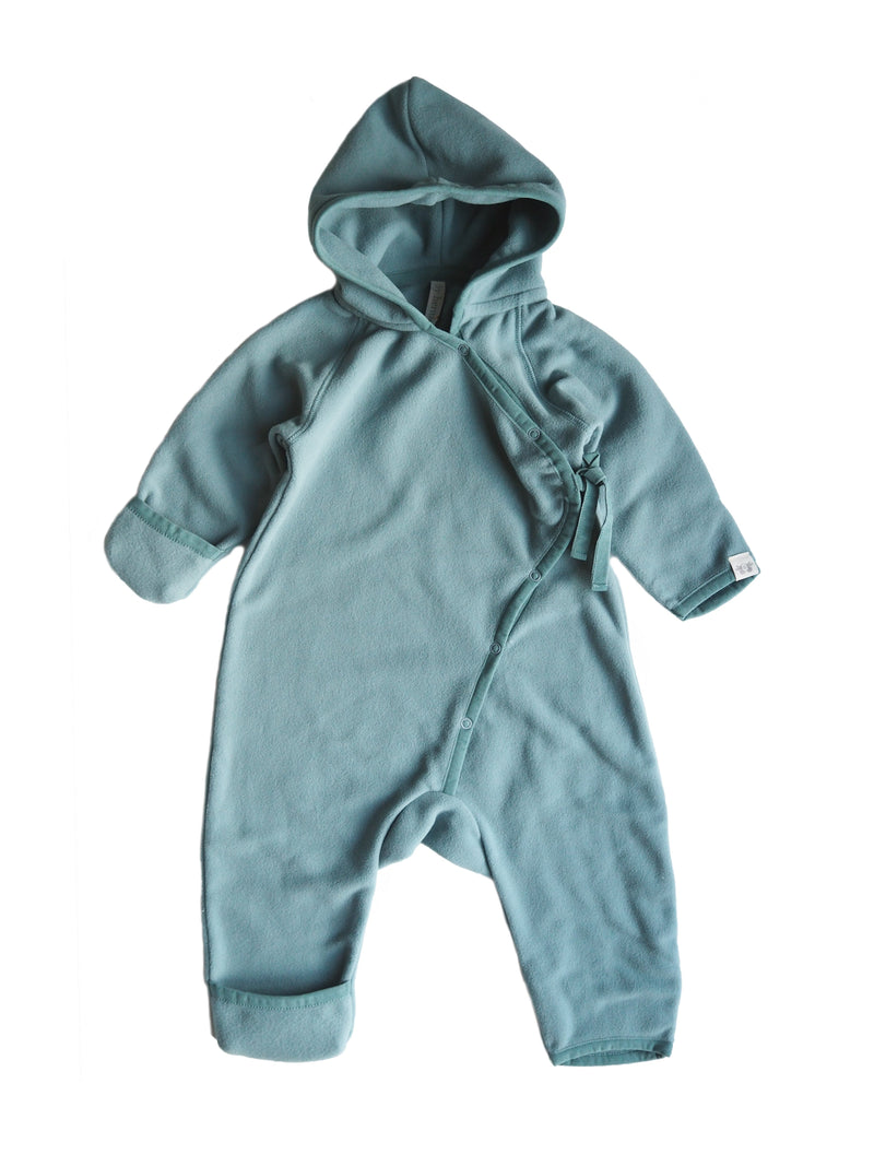 Fleece overall - Petrol