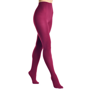 Angelina Winter Warmth Brushed Interior Thermal Tights (6-Pack)