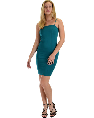 Hug My Figure Bodycon Midi Dress