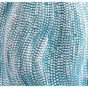 Zuo Silica Large Vase Teal