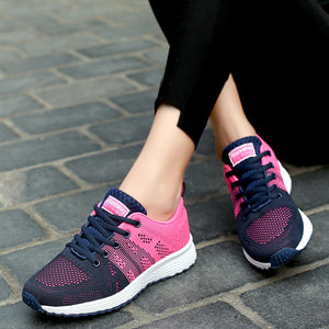 Celynnen Breathable Mesh Sneakers