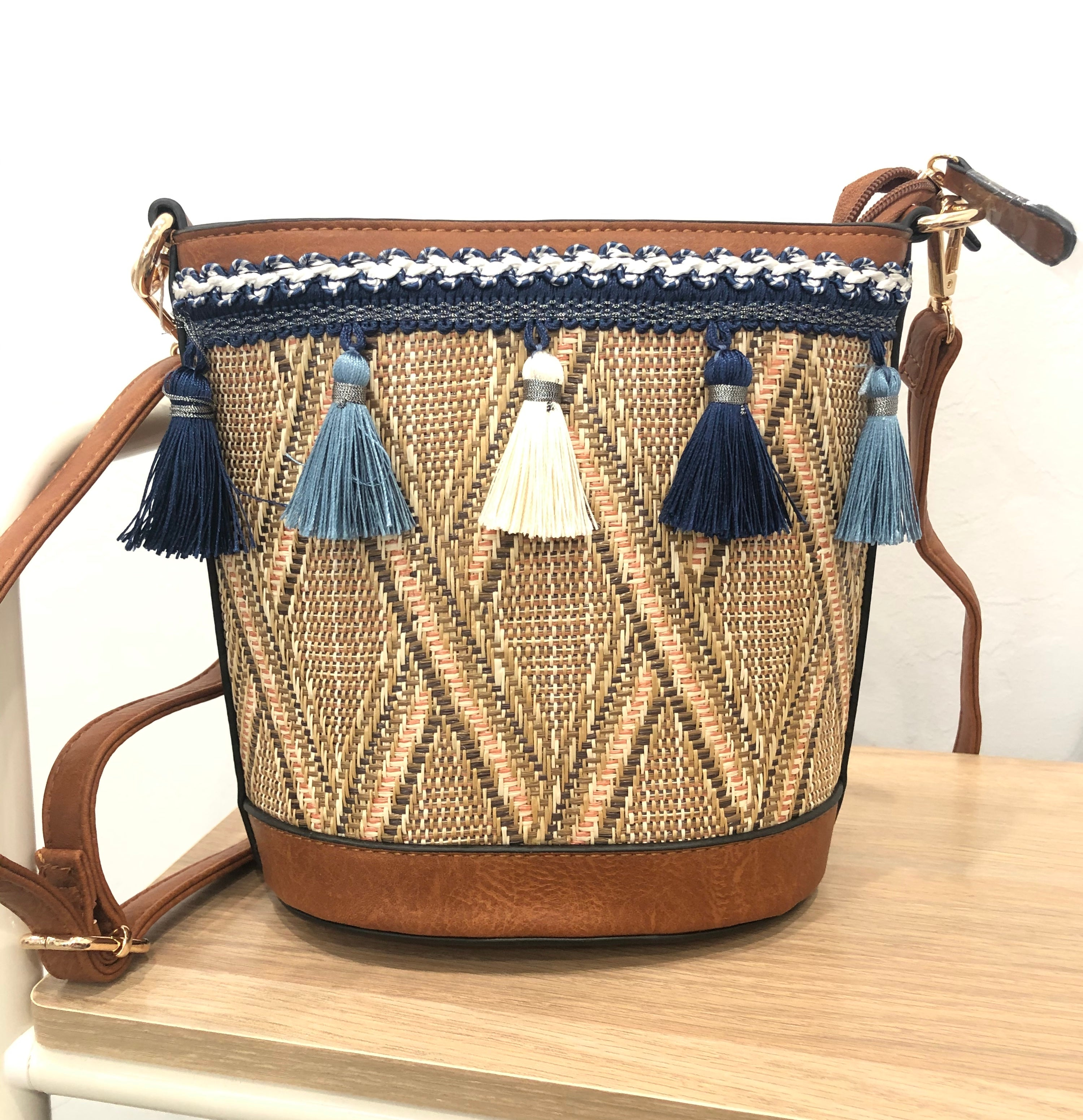 Small Boho Boardwalk Bag