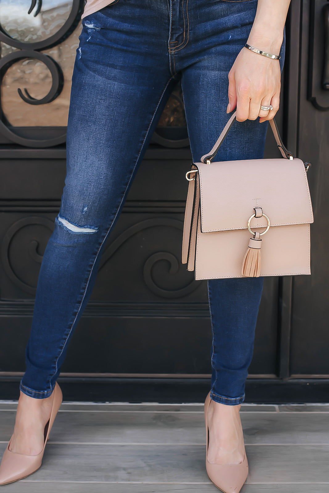 (4 colors) The So Cute Structured Purse