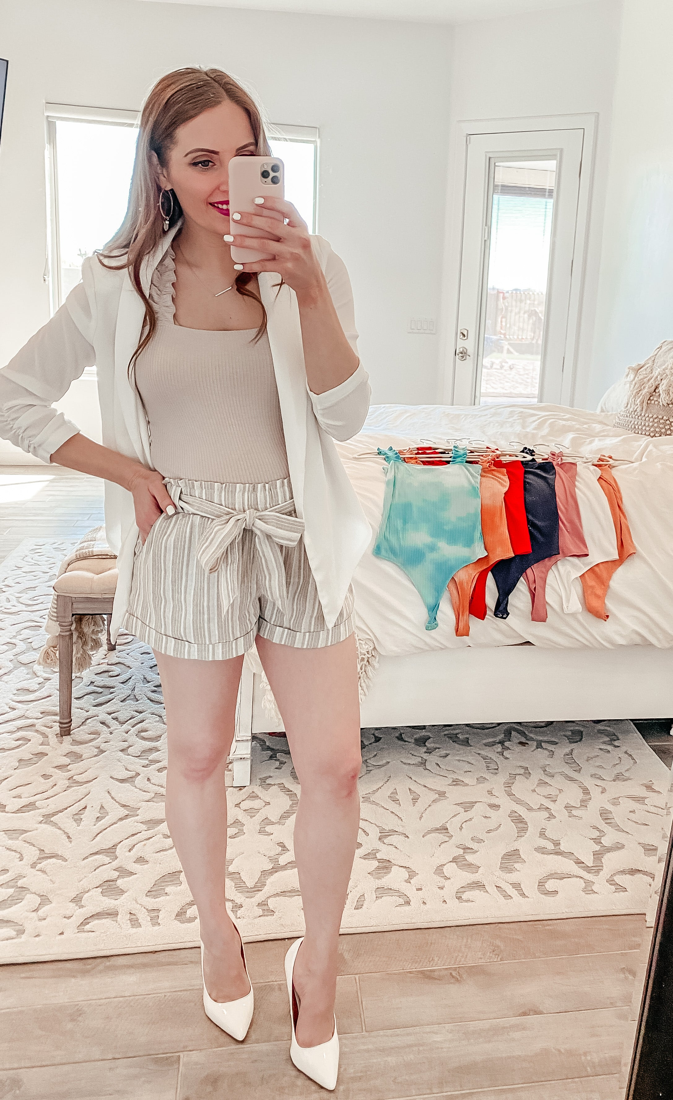 Fit To Be Tied Shorts