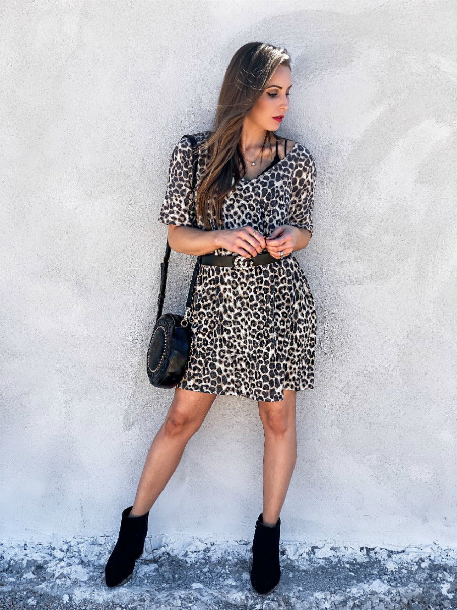Spotted Perfection Dress