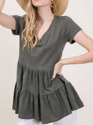 Tana's Tunic Top