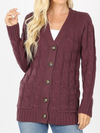 RESTOCKED! Knits About You Cardigan