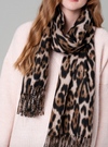 Lovely Leopard Scarf