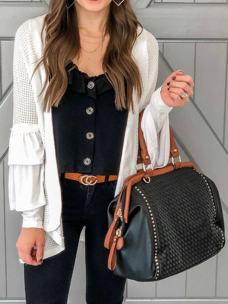 There Is More To See Handbag