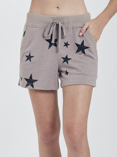 SALE!! Graphic Stars Shorts