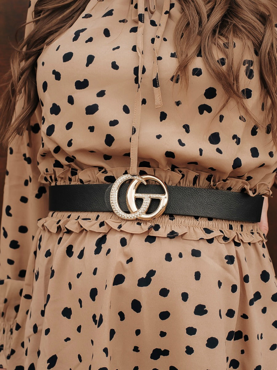 The On Trend GC Sparkly Belt