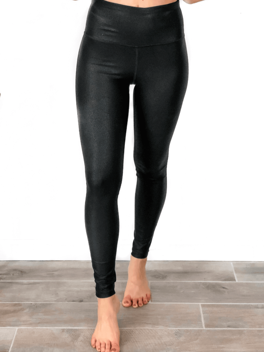 Perfect Faux Leather Leggings