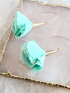 Kristyn's Favorite Floral Drop Earrings