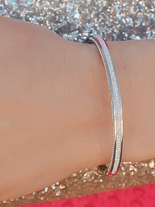 Icy Bling Bling Bangle