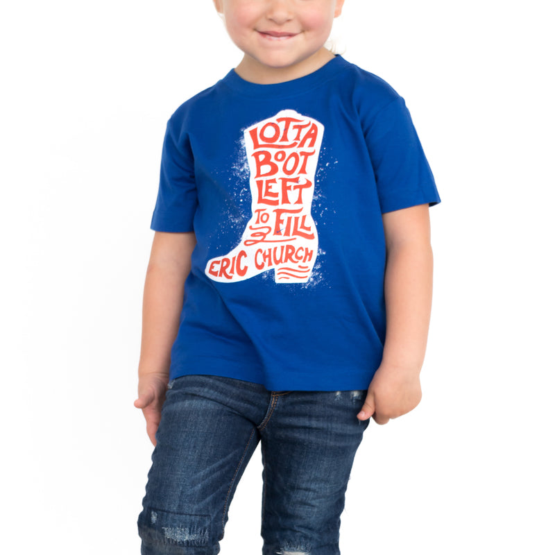 Lotta Boot Youth Tee