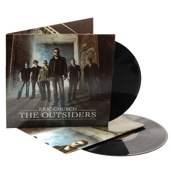 The Outsiders Vinyl - 1st Pressing