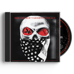 Caught In The Act: Live CD