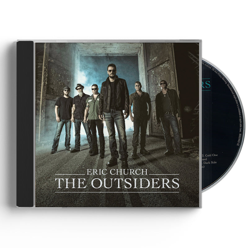 The Outsiders CD
