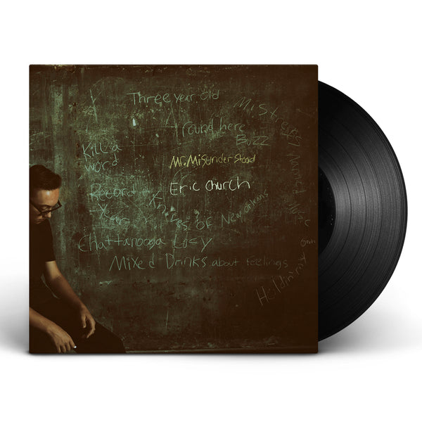 Mr. Misunderstood Vinyl - 1st Pressing