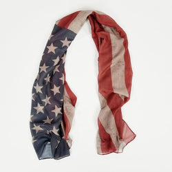 The Official Eric Church Flag Scarf