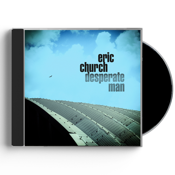 Desperate Man CD