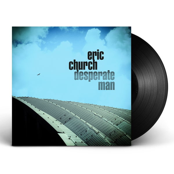 Desperate Man Vinyl - 1st Pressing