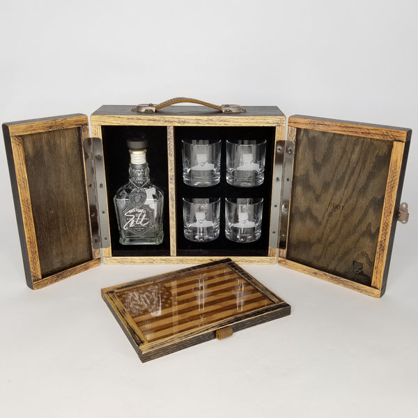 The Rocks Box - Limited Edition Whiskey Set