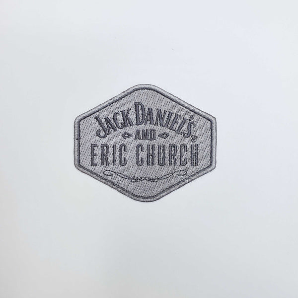 JD & EC Silver Patch