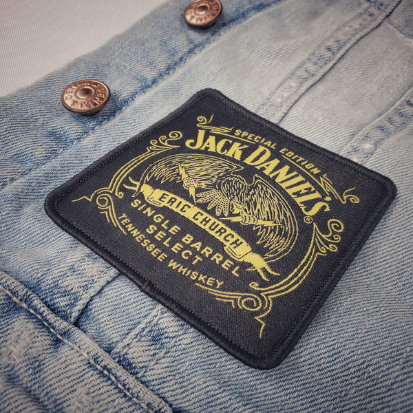 JD & EC Single Barrel Patch
