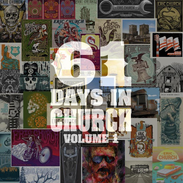 61 Days In Church, Volume 1 - Digital Download