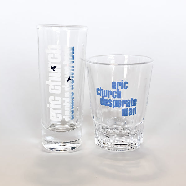 Double Down Shot Glass Set