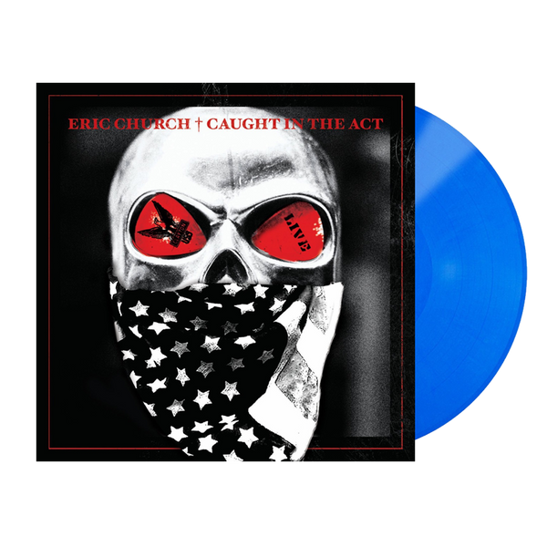Caught In The Act: LIVE Vinyl - 3rd Pressing