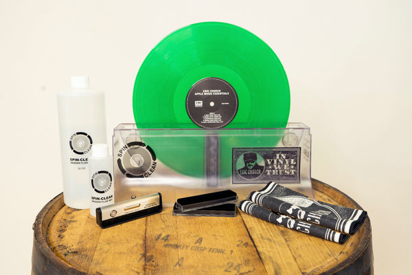 In Vinyl We Trust - Vinyl Cleaning Kit
